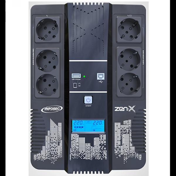 Zen X Front